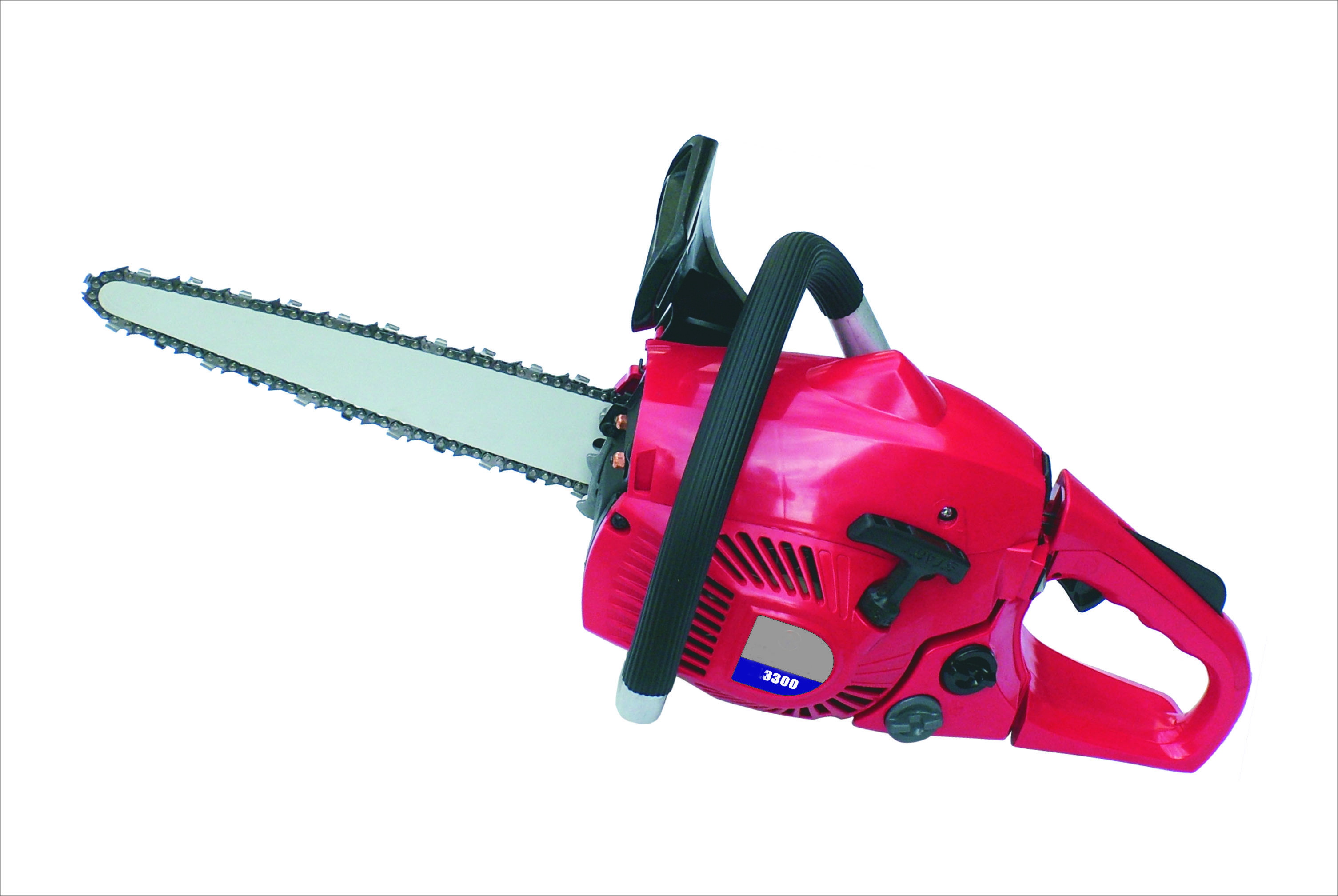 45CC Gas Powered Chain Saw Gasoline Chainsaw With CE Standard